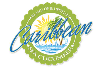 Island of Bluefields Caribbean Sea Cucumber Brand, Branding and Package Design by Damon Merten from Daedalus Creative located in LA, CA