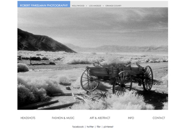 RWFPhotography.com Web Design and Recoding by Daedalus Creative Design